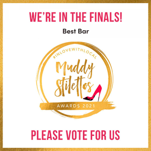 Muddy Awards 2021 Best Bar Frome